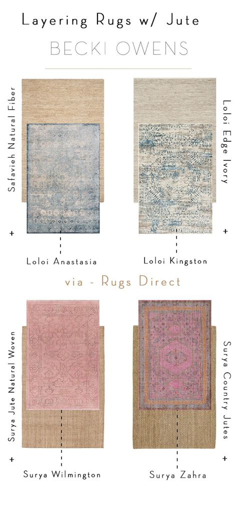 Layering Rugs Sisal by 25 Best Ideas About Layering Rugs On