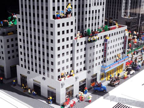 Furniture Cleaning Nyc by Photos Lego Batman Watches Over Toy Replica Of