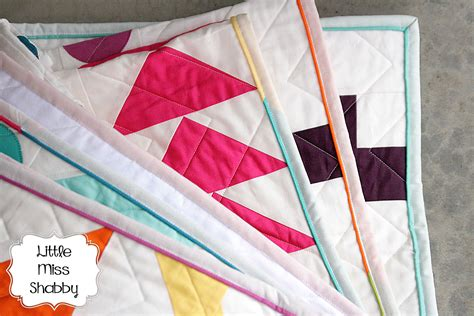 Binding On Quilts by Scrappy Faux Piped Binding Tutorial Coriander Quilts