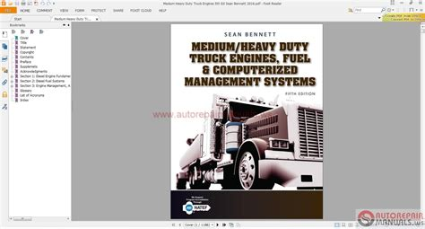 modern diesel technology heavy equipment systems books medium heavy duty truck engines 5th ed 2016