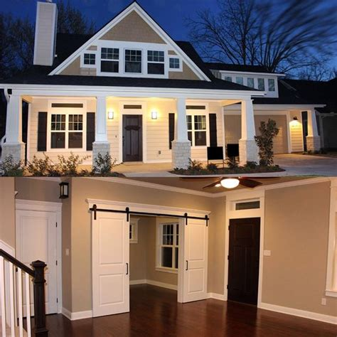 world architecture images bungalow plan 18293be storybook bungalow with bonus over the garage