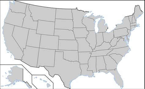 blank map of america with borders file blank us map with borders svg wikimedia commons