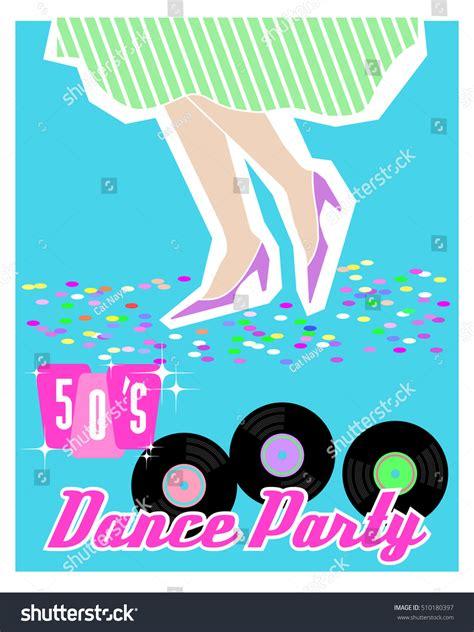 vintage dance party 100 vintage dance party sle poster dance party