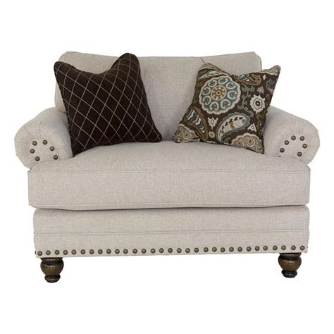 nebraska furniture mart chairs white linen chair and a half in white linen
