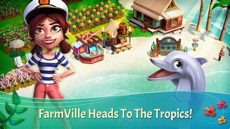 farmville mod game download farmville tropic unlimited coins gems mod apk download