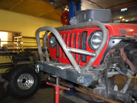 jeep fabrication parts atoz fabrication competition bumper for jeep wrangler yj tj