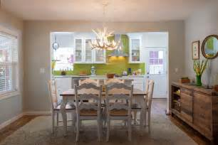 small kitchen and dining room combination makeovers kitchen and bath remodels on hgtv s house hunters