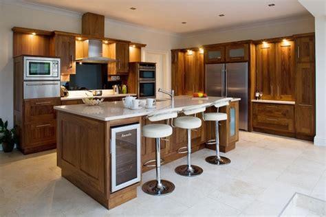 walnut kitchen island walnut kitchen cabinets classic traditional or modern
