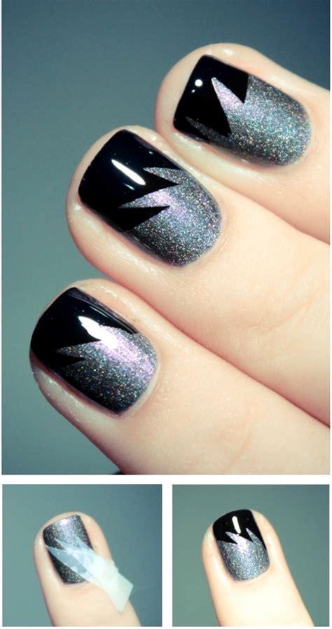 imagenes de uñas pintadas de rojo y negro descubre hermosos dise 241 os de u 241 as f 225 ciles de hacer