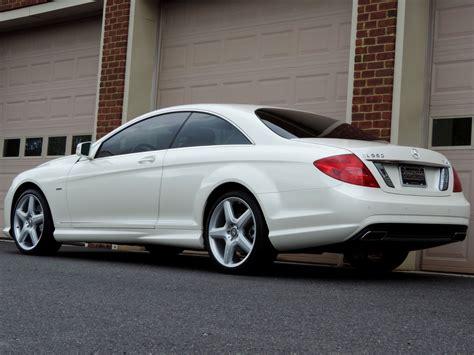 Mercedes Cl 550 by 2012 Mercedes Cl Class Cl 550 4matic Stock 029933