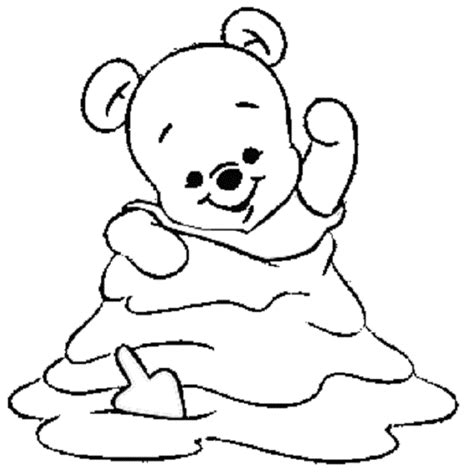 imagenes de winnie pooh para coloriar free coloring pages of guinipu