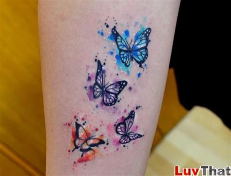 watercolor tattoo orange county 21 great watercolor tattoos luvthat