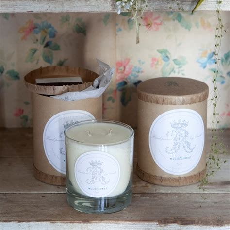 rachel ashwell shabby chic couture wildflower candle