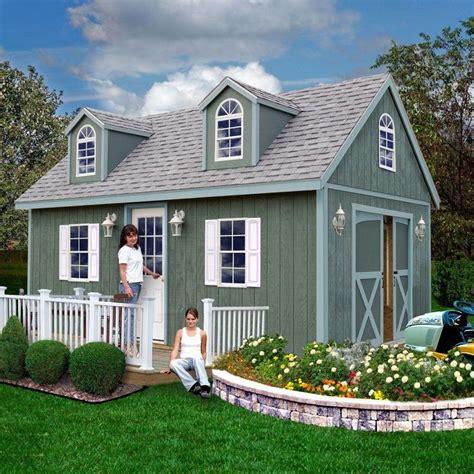 barns arlington  ft   ft wood storage shed kit