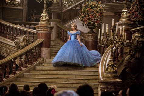 cinderella film palace cinderella clips featuring lily james plus brand new