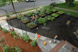 Front Yard Vegetable Garden Ideas Fold Fallow And Plough Some Don T Garden