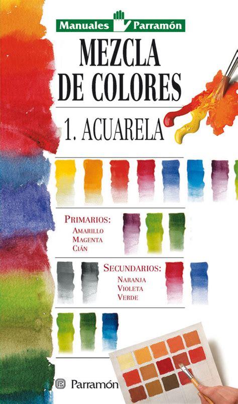comprar libros de arte en tu librer a online casa del libro mezcla de colores i acuarela vv aa comprar el libro