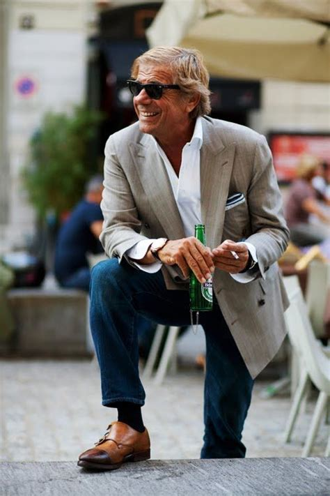 senior mens fashion old man swag handsome older men pinterest