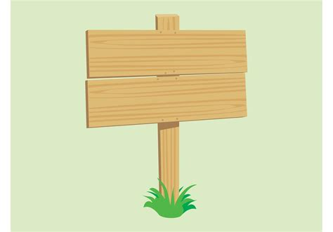 Wooden Sign Download Free Vector Art Stock Graphics Images Wood Sign Templates