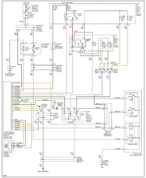 wiring diagram for 2001 toyota corolla toyota auto