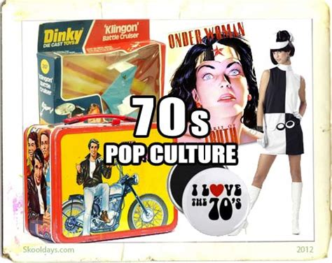 70 s fads pop culture in the 70s