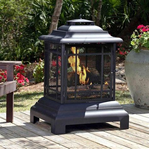 Outdoor Cast Iron Fireplace by Top 21 Designs For The Outdoor Fireplace Qnud