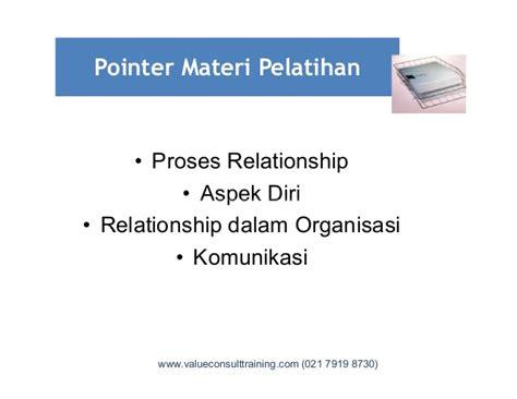 Aspek Ilmu Komunikasi Dalam Relations basic relationship management for leaders