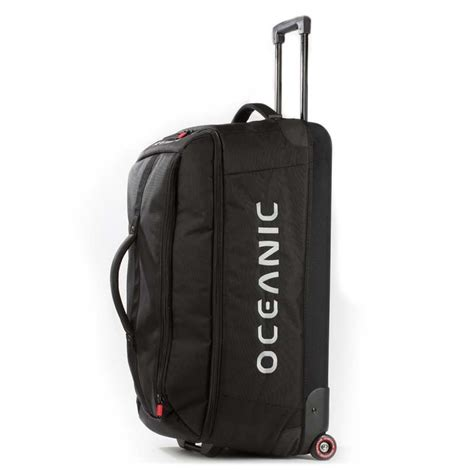 oceanic dive equipment oceanic roller duffel travel bag check luggage dive bags