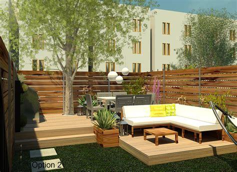 terrazza giardino come progettare un giardino abitabile all opera
