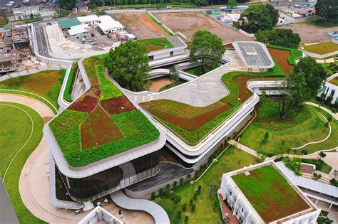 livi apartments green roof elmich green roof systems at utown education resource