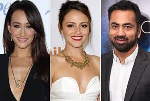 cast of designated survivor abc s kiefer sutherland drama casts maggie q kal penn