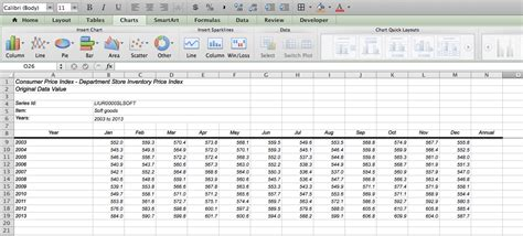 Excel Run Chart Template by Run Chart In Excel Manage Naturally
