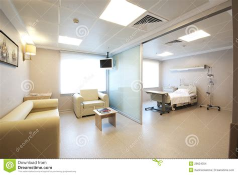 The Room Interiors by Hospital Room Interior Stock Photo Image 28624354