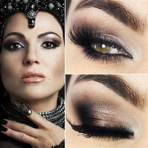 tutorial makeup queen tutorial maquiagem inspirada em regina evil queen de