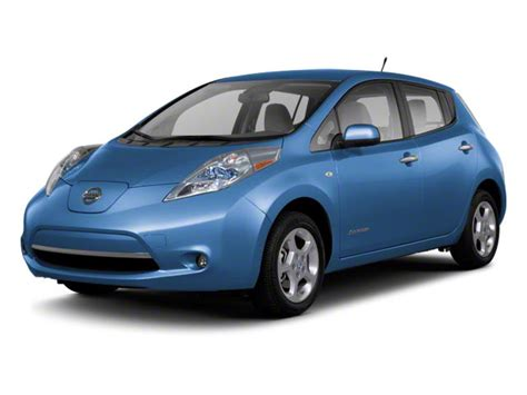 nissan mpg nissan leaf mpg and performance