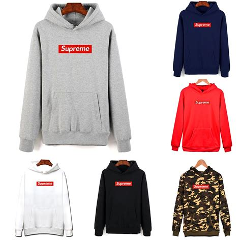 Switer Hoodie Supreme supreme hoodie pullover sweatshirt sweater sleeve hooded jumper ebay