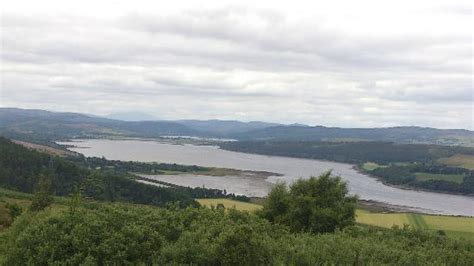 tiverton house the struie view towards sutherland picture of tiverton house lairg tripadvisor
