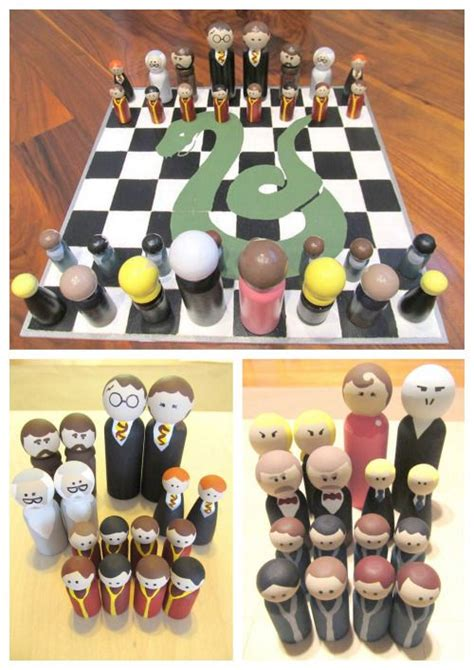 diy chess set best 20 diy chess set ideas on pinterest
