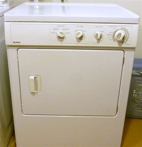 Automatic Dryer kenmore automatic dryer ebth