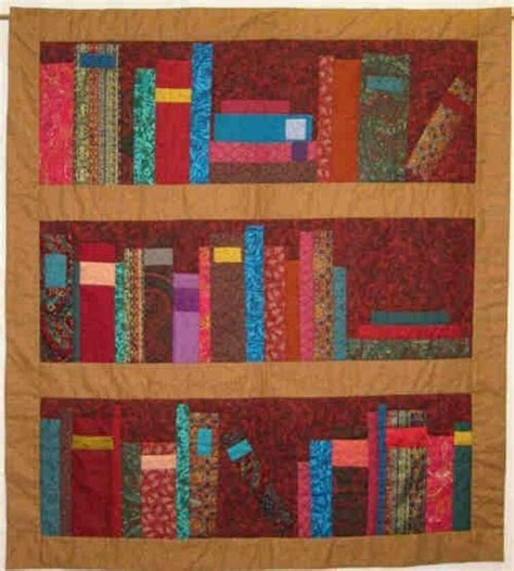 library pattern fabric 24 best images about bookshelf quilts on pinterest the