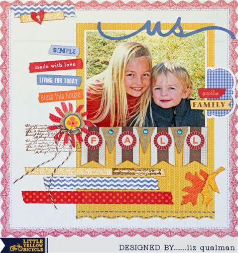 scrapbook layout cycling 14 best scrapbook layouts little yellow bicycle images