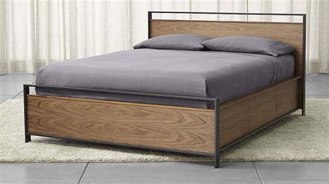 crate and barrel storage bed add to cart below