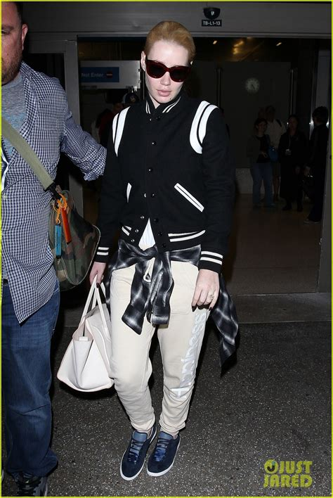Wears Really Cool by Sized Photo Of Iggy Azalea Wears Cool Bomber After