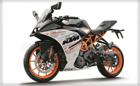 Ktm Duke Rc390 Price In India 2016 Ktm Duke Rc Range Silently Introduced Prices