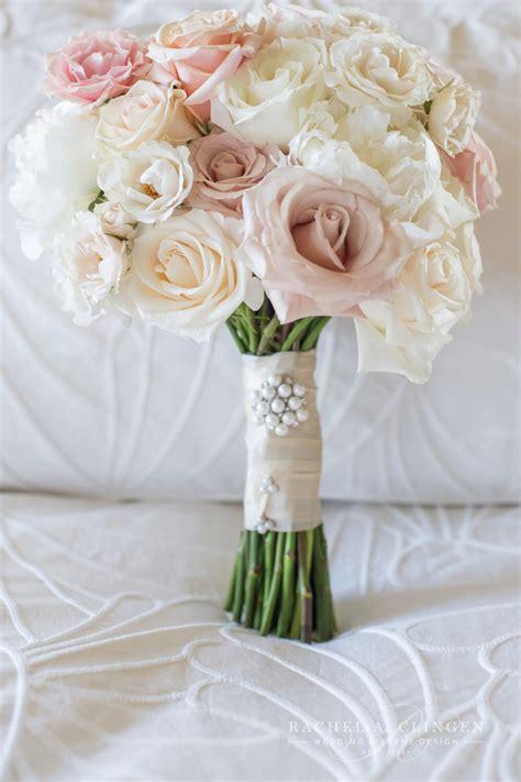 ivory wedding centerpieces ivory and blush wedding centerpieces