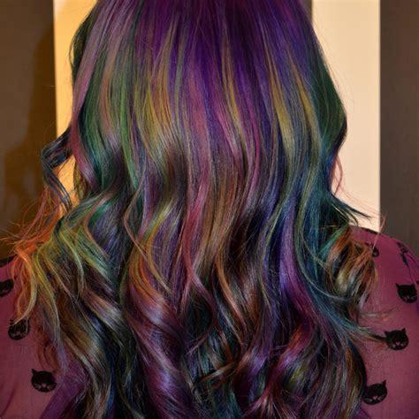 create oil slick hair tricoci university