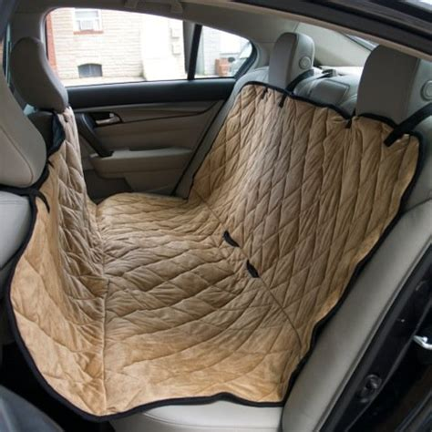 back seat covers for dogs car seat covers washabledogbed net
