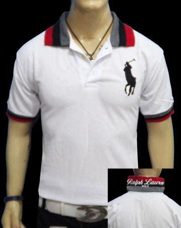 Kaos Pria Kerah Ex Import 8 plo 114 toko baju toko baju pria baju