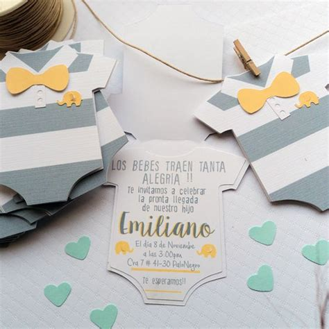 Baby Shower Origin by 5 Invitaciones De Baby Shower Creativas El Embarazo