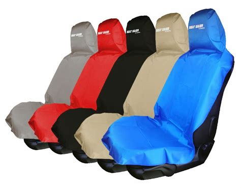 waterproof removable car front back seat cover sweat sport